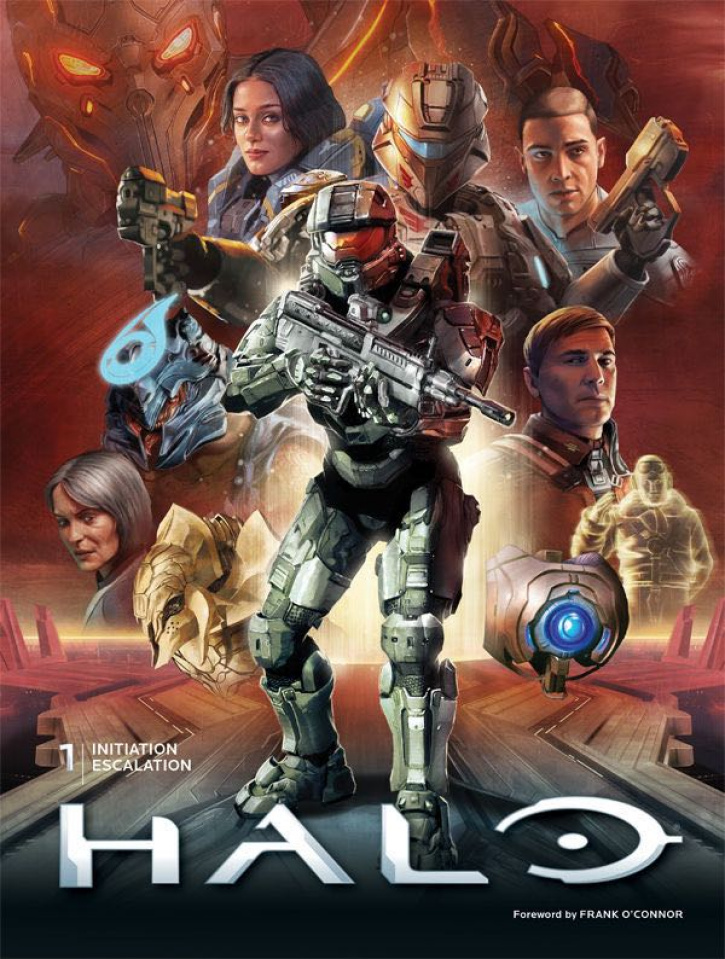 Halo Vol. 1 (Library Edition)