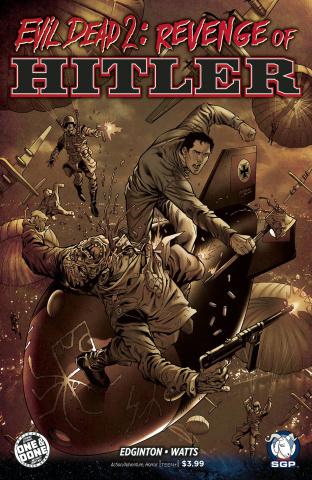 Evil Dead 2 #1: Revenge of Hitler (2nd Printing)