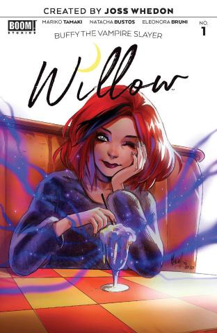 Buffy the Vampire Slayer: Willow #1 (Andolfo Cover)