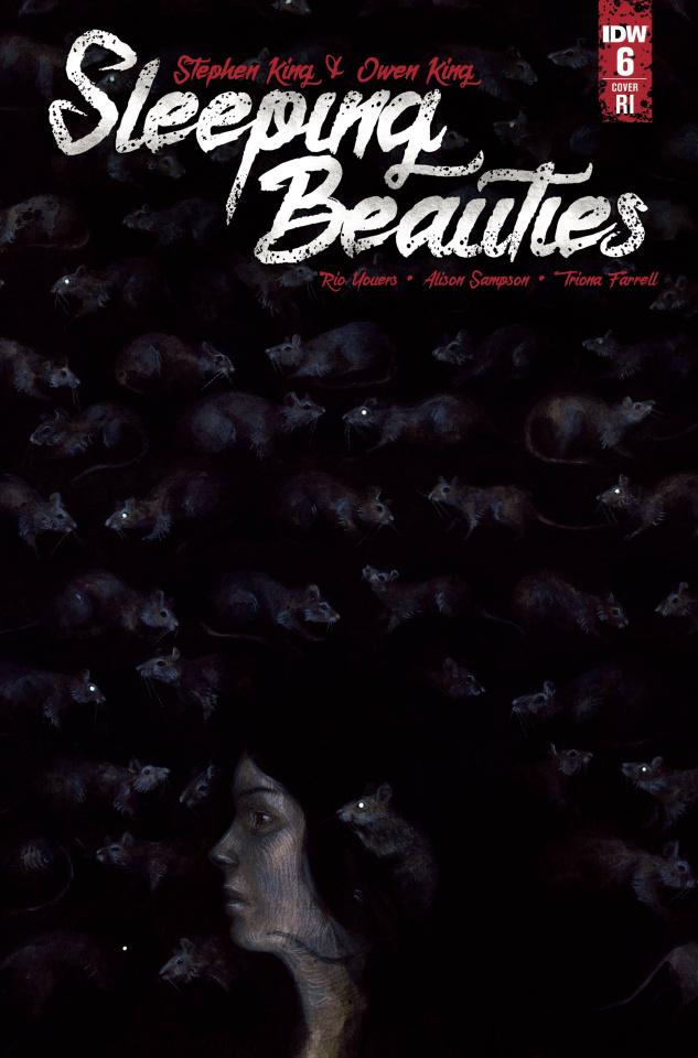 Sleeping Beauties #6 (10 Copy Heidersdorf Cover)