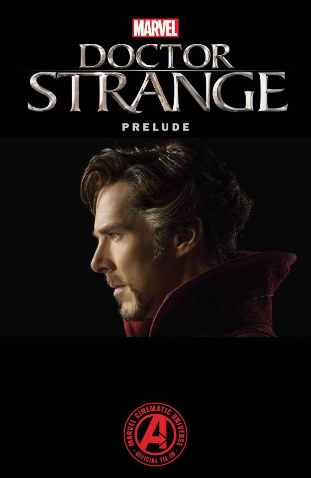 Doctor Strange Prelude #2