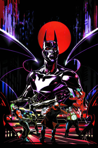 Batman Beyond Universe #9