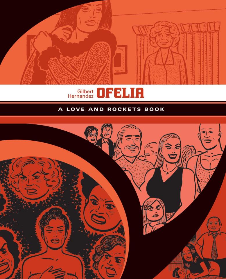 Love and Rockets Vol. 5: Ofelia