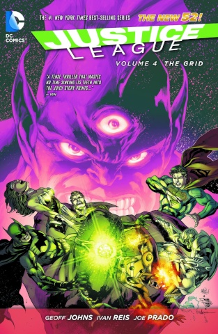 Justice League Vol. 4: The Grid