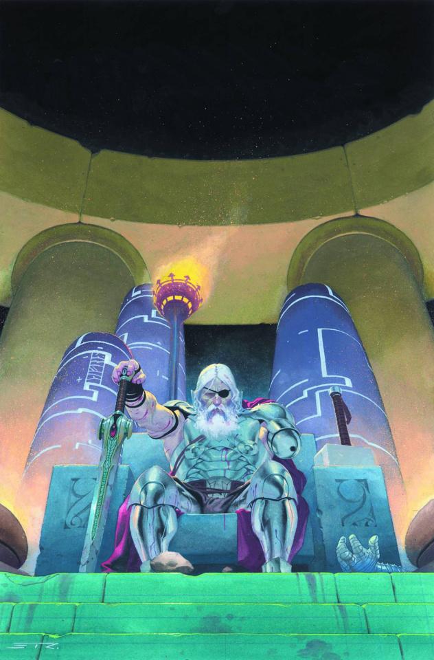 Thor: God of Thunder #4 (2nd Printing)