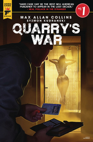 Quarry's War #1 (Ronald Cover)