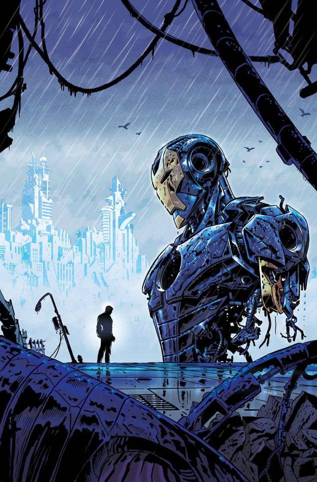 Iron Man #22