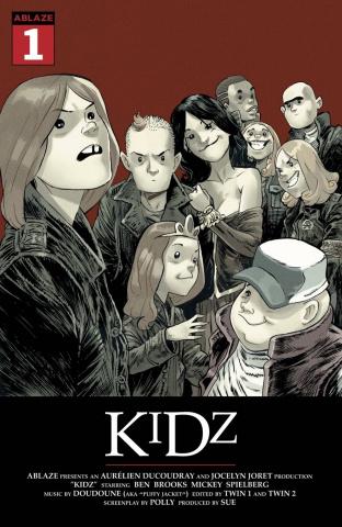 Kidz #1 (Hadjwidjaja Cover)