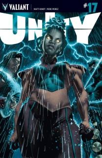 Unity #17 (Larosa Cover)