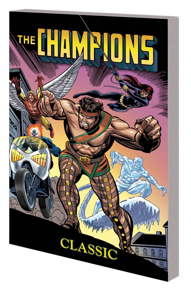 The Champions Classic Complete Collection