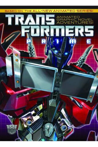 Transformers Prime Vol. 1