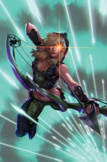 Grimm Fairy Tales: Robyn Hood - I Love NY #1 (Wimberly Cover)