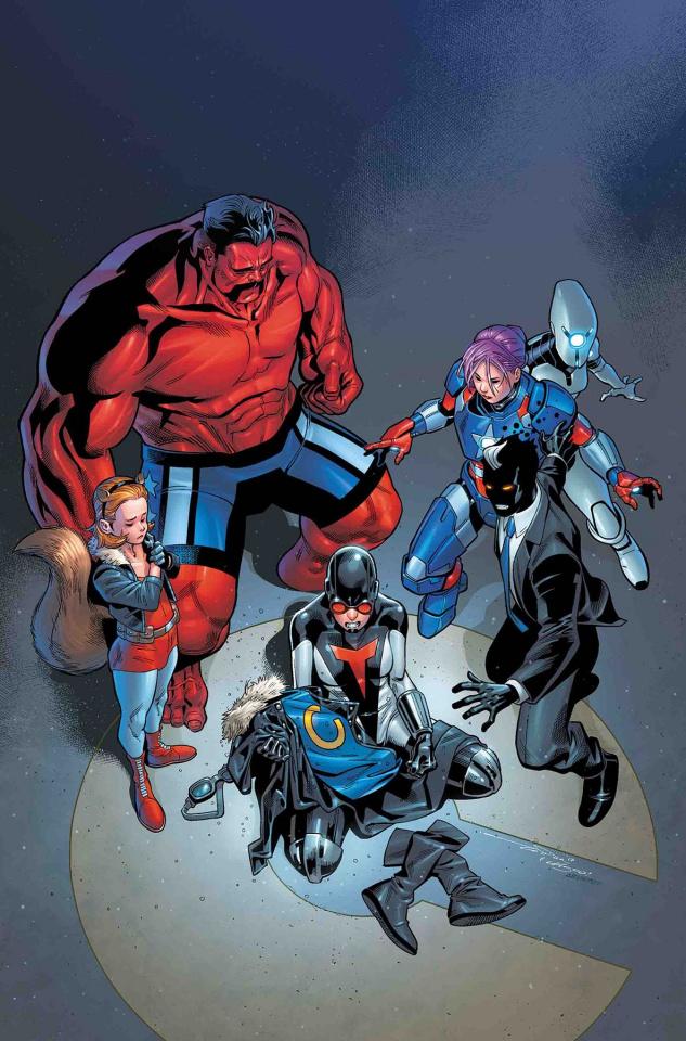 U.S.Avengers #10 Se