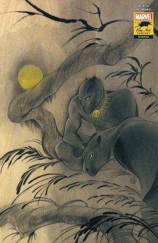 Black Panther #25 (Momoko Stormbreakers Cover)