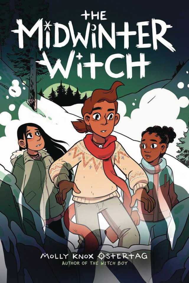 The Midwinter Witch Vol. 3
