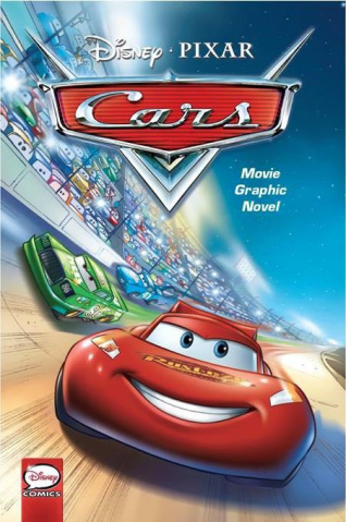 Cars: Movie Graphic Novel