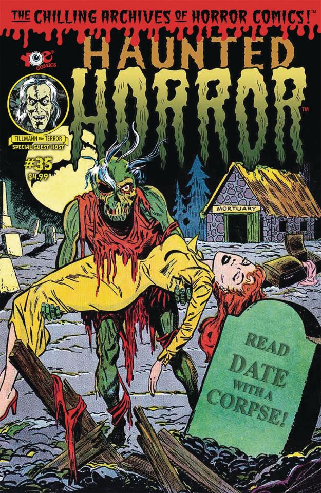 Haunted Horror #35