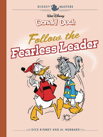 Disney Masters Vol. 14: Follow the Fearless Leader