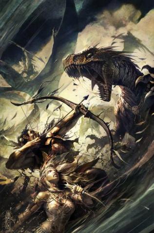 Turok: Son of Stone #2