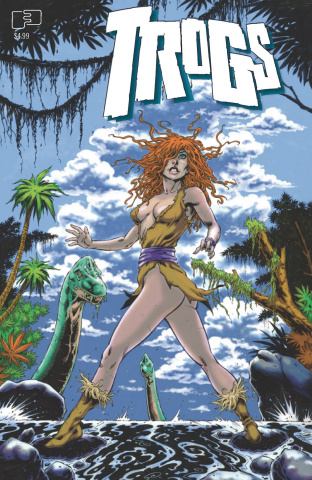 Trogs (Jungle Girl Cover)