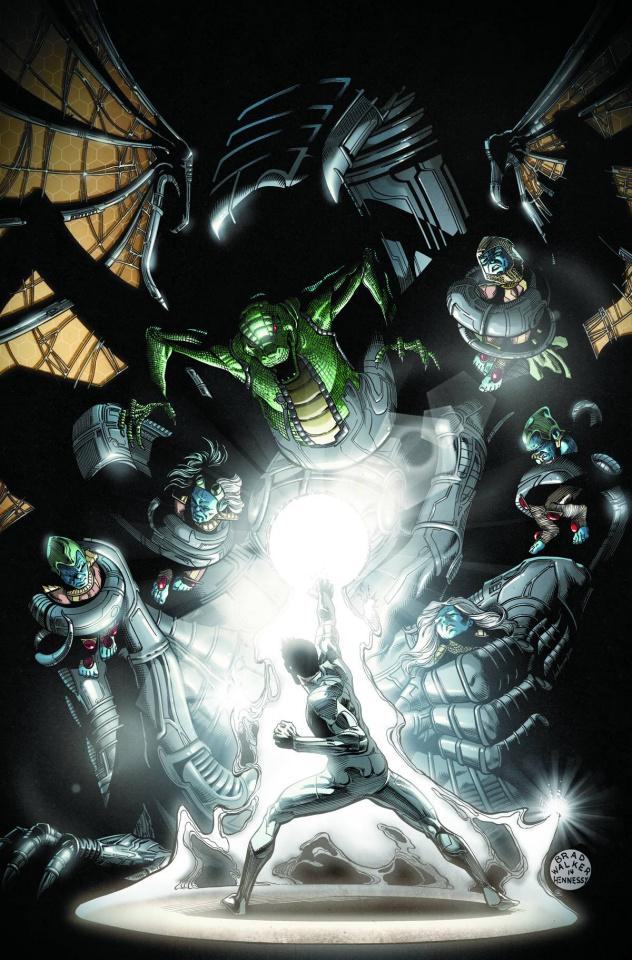 Green Lantern: New Guardians #34