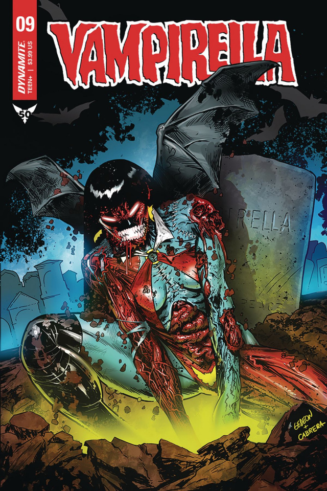 Vampirella #9 (10 Copy Zombie Cover)