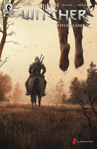 The Witcher: Witch's Lament #1 (Koidl Cover)