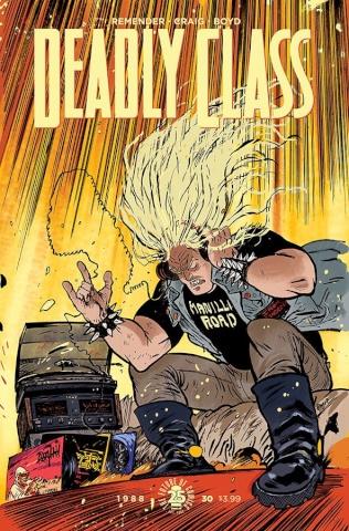 Deadly Class #30 (Johnson Cover)
