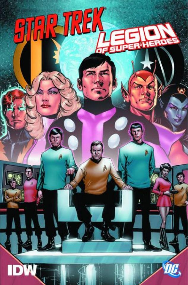 Star Trek / The Legion of Super Heroes