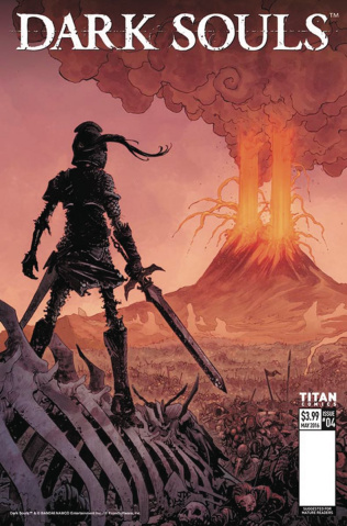 Dark Souls #4 (Cassara Cover)