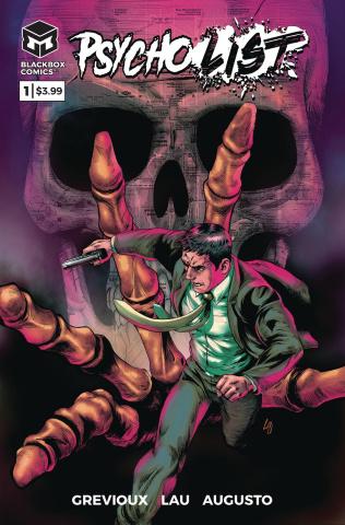 Psycho List #1 (2nd Printing)
