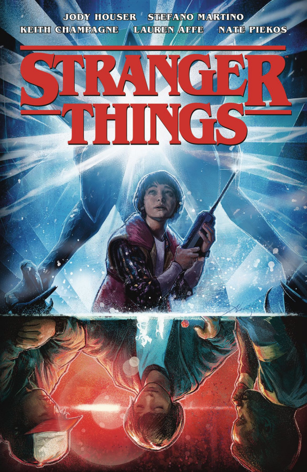 Stranger Things Vol. 1: The Other Side