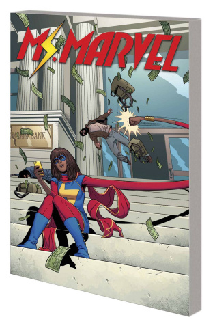 Ms. Marvel Vol. 2: Generation Why?