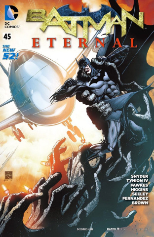 Batman Eternal #45