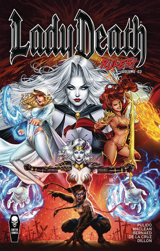 Lady Death Rules! Vol. 3
