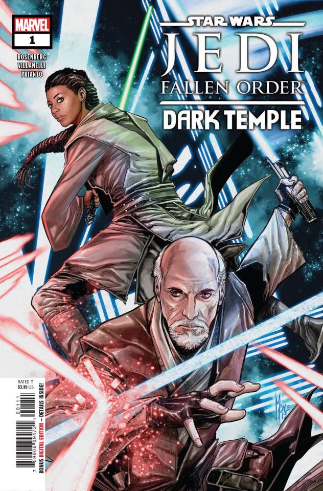 Star Wars: Jedi Fallen Order - Dark Temple #1