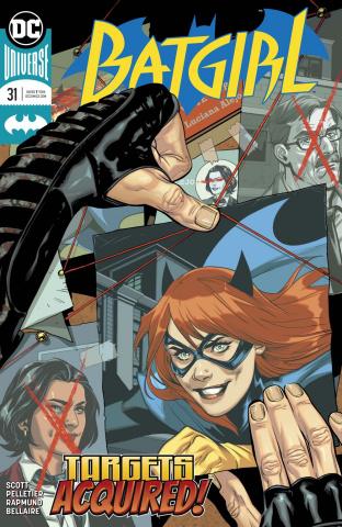 Batgirl #31
