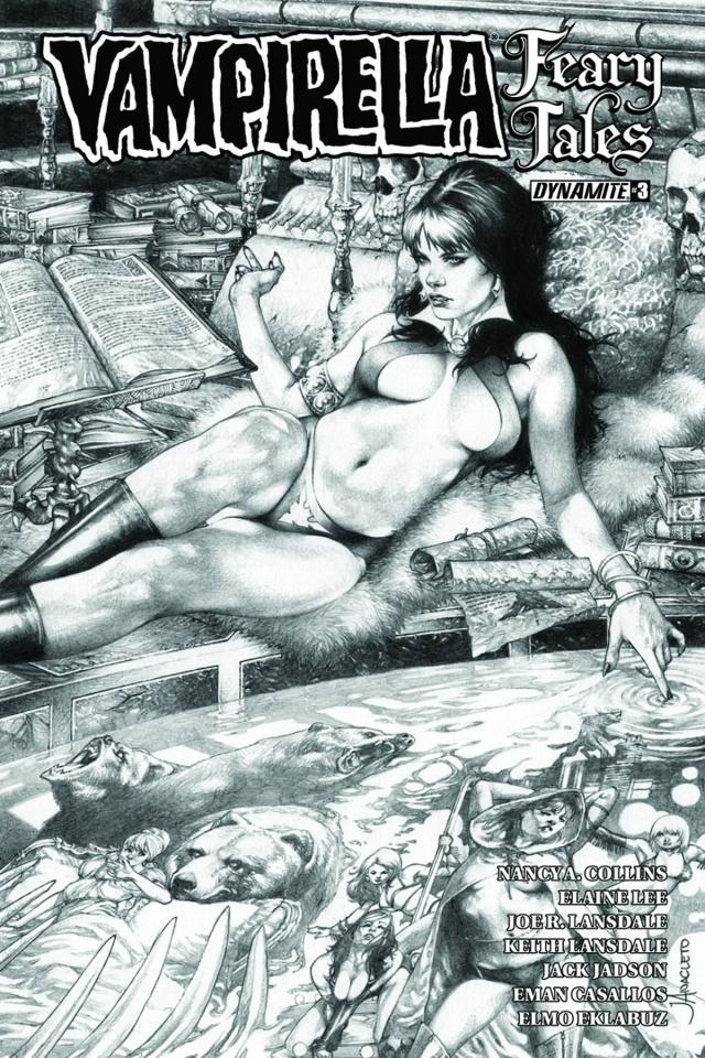 Vampirella: Feary Tales #3 (10 Copy Anacleto Cover)