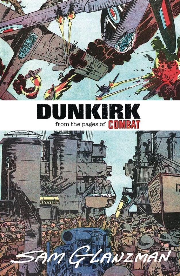 Dunkirk (Glanzman Cover)