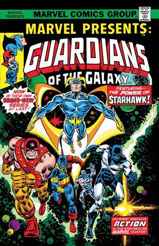 Marvel Presents #3 (GotG Facsimile Edition)