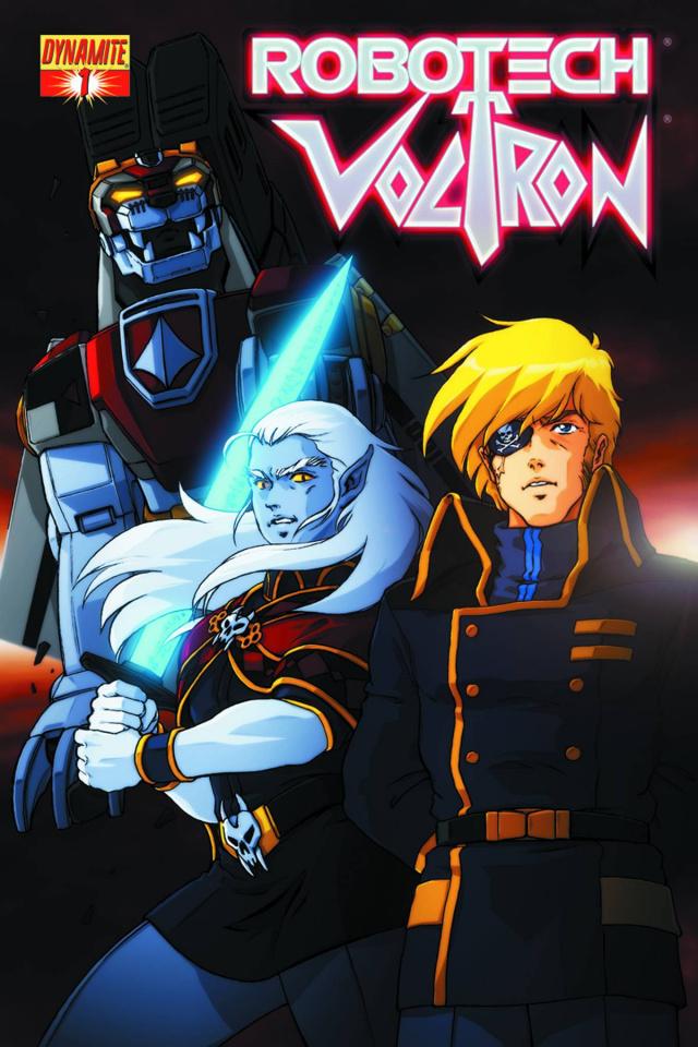 Robotech / Voltron #1