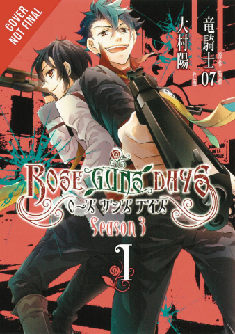 Rose Guns Days, Season 3 Vol. 1