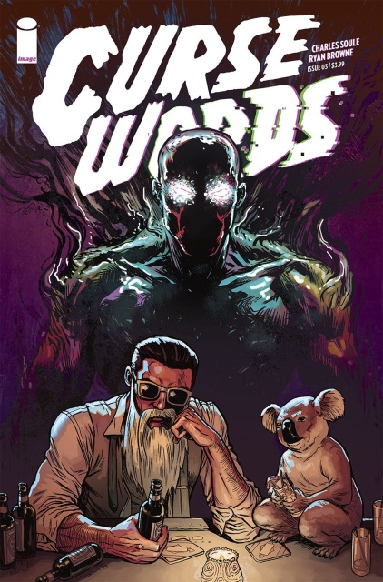 Curse Words #3 (Browne Cover)