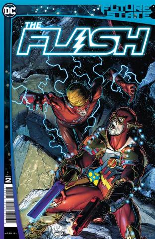Future State: The Flash #2 (Brandon Peterson Cover)