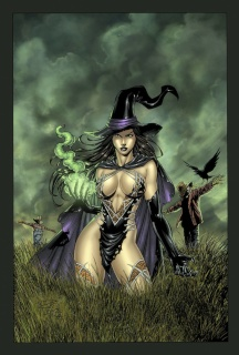 Grimm Fairy Tales: Tales From Oz #3 (Rei Cover)