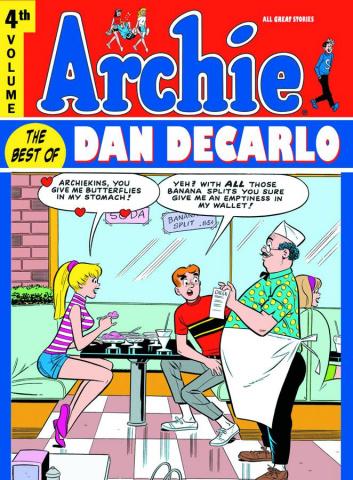 Archie: The Best of Dan DeCarlo Vol. 4