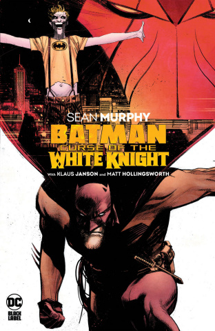 Batman: Curse of the White Knight