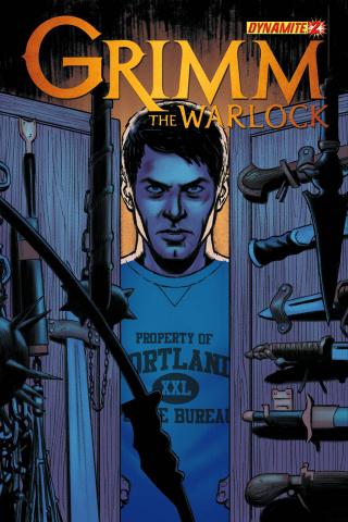 Grimm: The Warlock #2