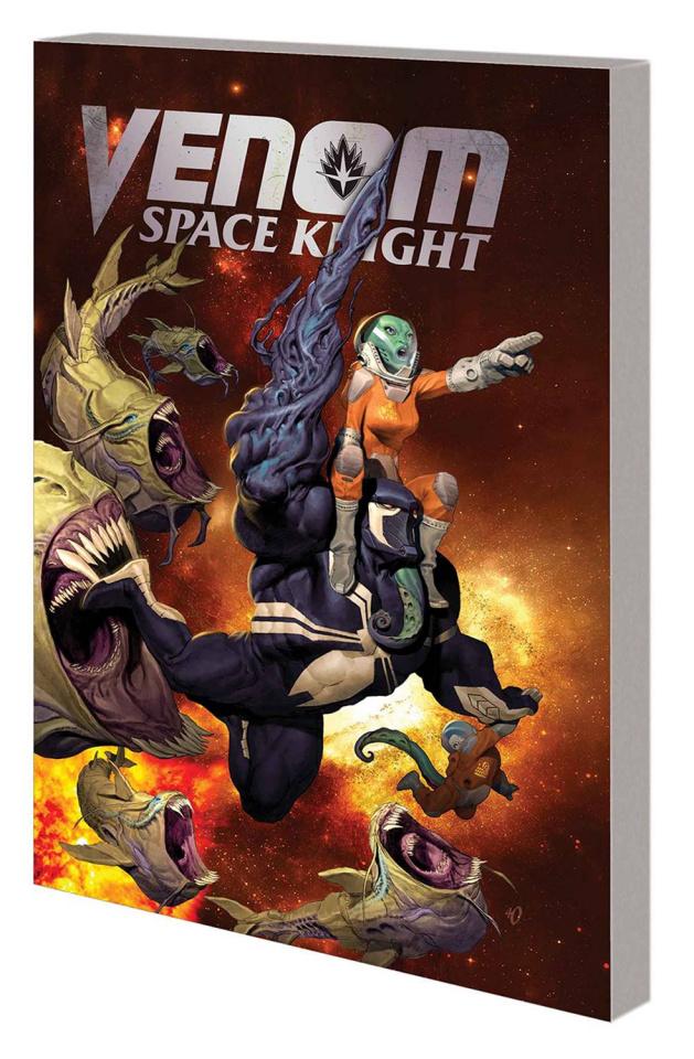 Venom: Space Knight Vol. 1: Agent of Cosmos