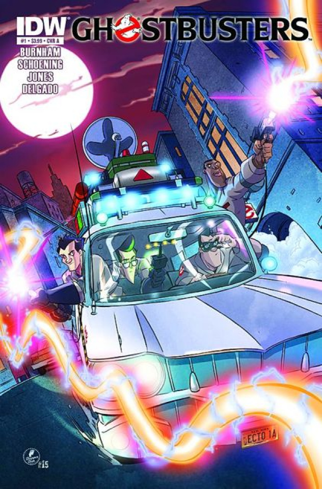 Ghostbusters #1